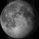 Küçülen Ay